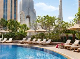 迪拜香格里拉大酒店,位于迪拜的酒店
