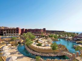 亚喀巴塔拉湾瑞享Spa度假酒店,位于亚喀巴亚喀巴南海滩附近的酒店