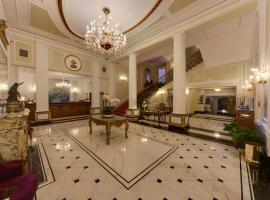 吉亚巴利奥尼大酒店, 博洛尼亚