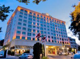 伊斯坦布尔阿克根酒店