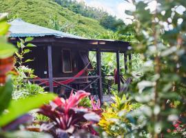 芙蓉谷酒店 ,位于Marigot的酒店