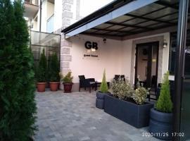 Гостевой дом GB,位于阿德勒的旅馆