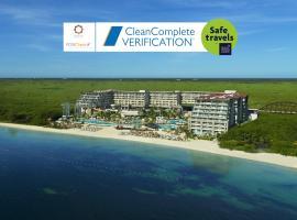 Dreams Natura Resort & Spa - All Inclusive,位于莫雷洛斯港的度假村