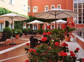 Hotel Riu Chiclana - All Inclusive,位于奇克拉纳-德拉弗龙特拉的酒店