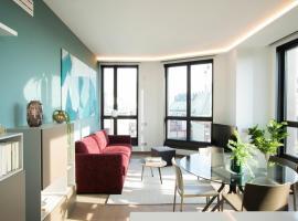 Milan Eleven by Brera Apartments,位于米兰的公寓