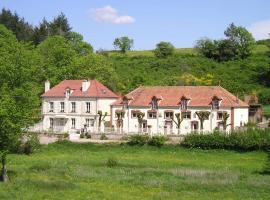 波帕萨基庄园酒店, Thury