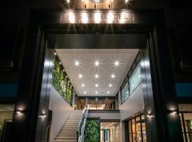 H.B.P HOTEL,位于大阪的酒店