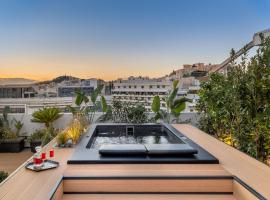 Hydria Boutique Suites by Athens Stay,位于雅典的公寓