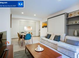 Atocha Apartments,位于马德里的公寓
