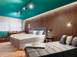 图霍尔斯基酒店,位于波鸿的酒店