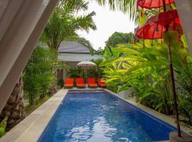 Bali Komang Guest House Sanur,位于沙努尔的旅馆