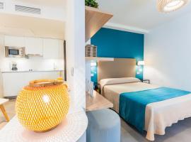 德巴姆布拉里奥斯公寓,位于马拉加的公寓