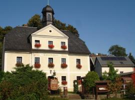 图尔姆森酒店, 施吉斯瓦德