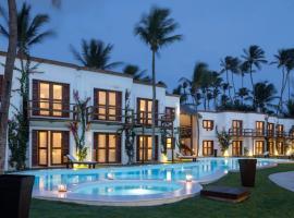 蓝色公寓式酒店