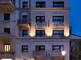 波斯塔设计酒店