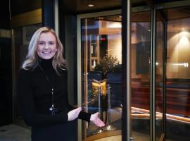 奥斯陆第一千禧酒店,位于奥斯陆的酒店