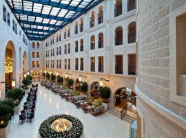 耶路撒冷华尔道夫酒店, 耶路撒冷