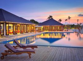 马尔代夫卡尼富士氛围 - 尊贵全包度假酒店