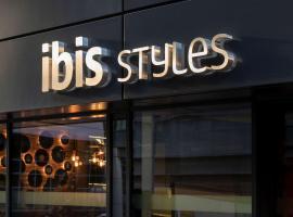 ibis Styles Glasgow Central