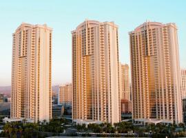喷气豪华高级公寓酒店,位于拉斯维加斯的公寓