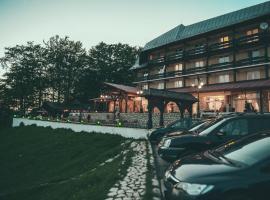 特雷布拉奇小屋酒店