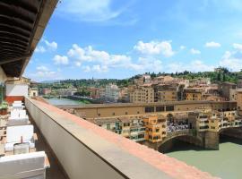 佛罗伦萨肖像酒店 -鲁嘉尔诺系列酒店,位于佛罗伦萨的酒店
