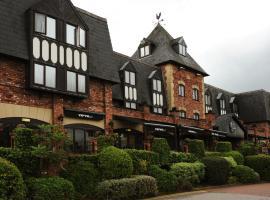 威勒尔乡村酒店, 布隆伯格