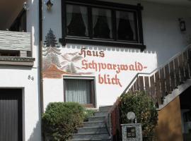 斯奇沃兹瓦德布里克膳食公寓