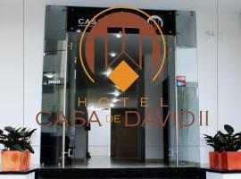 Hotel Casa de David WMD