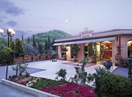 阿尔贝格圣芭芭拉酒店