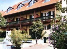 博格公寓酒店
