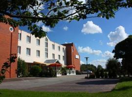 克吕格中庭酒店
