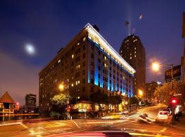 旧金山斯坦福庭院酒店