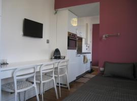 家在巴黎公寓