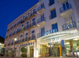 罗斯哈巴内罗斯酒店