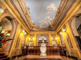 克伦巴德欧若酒店,位于维罗纳的酒店