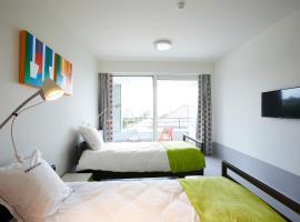 Hotel Middelpunt,位于米德尔克尔克的酒店