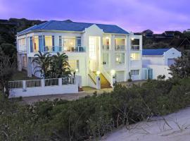 海天别墅旅馆, 阿尔弗雷德港