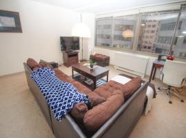 利顿豪斯广场豪华双卧室公寓