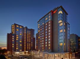 哈利法克斯市中心希尔顿惠庭套房酒店