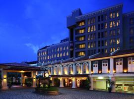 Village Hotel Albert Court by Far East Hospitality (SG Clean),位于新加坡慕达发购物中心附近的酒店