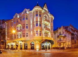 阿特拉斯豪华酒店, 利沃夫
