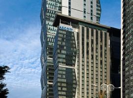 吉隆坡雅诗阁中心酒店