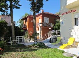 别墅阿尔比亚 - 里约&马格达莱纳