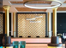 松恩会议酒店,位于奥斯陆的酒店