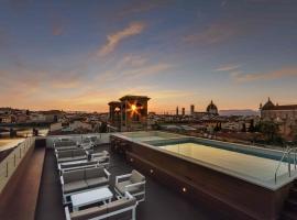露可西广场酒店,位于佛罗伦萨的酒店