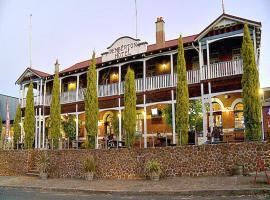 贝斯特韦斯特彭伯顿酒店
