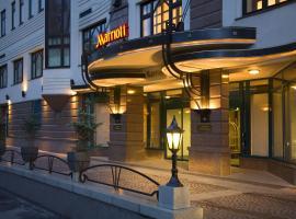莫斯科特维尔万豪酒店
