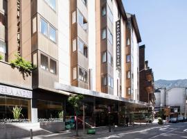 安道尔中心最佳酒店