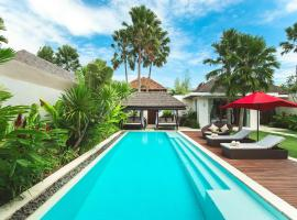 钱德拉巴厘岛别墅